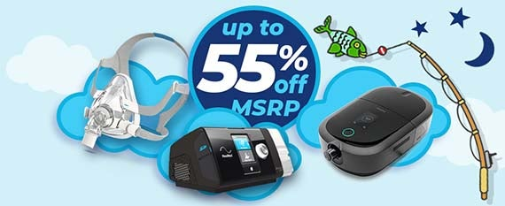up to 55% off!