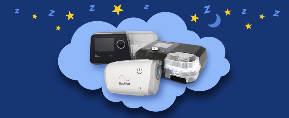 CPAP Machines on Cloud Graphics