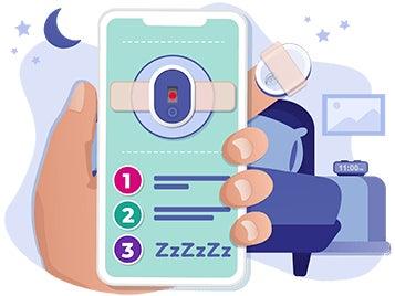 SleepAgain - Home Sleep Test Step 2 - Home Test