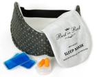 Product image for Luxury Memory Foam Anti-Fatigue Sleep Mask