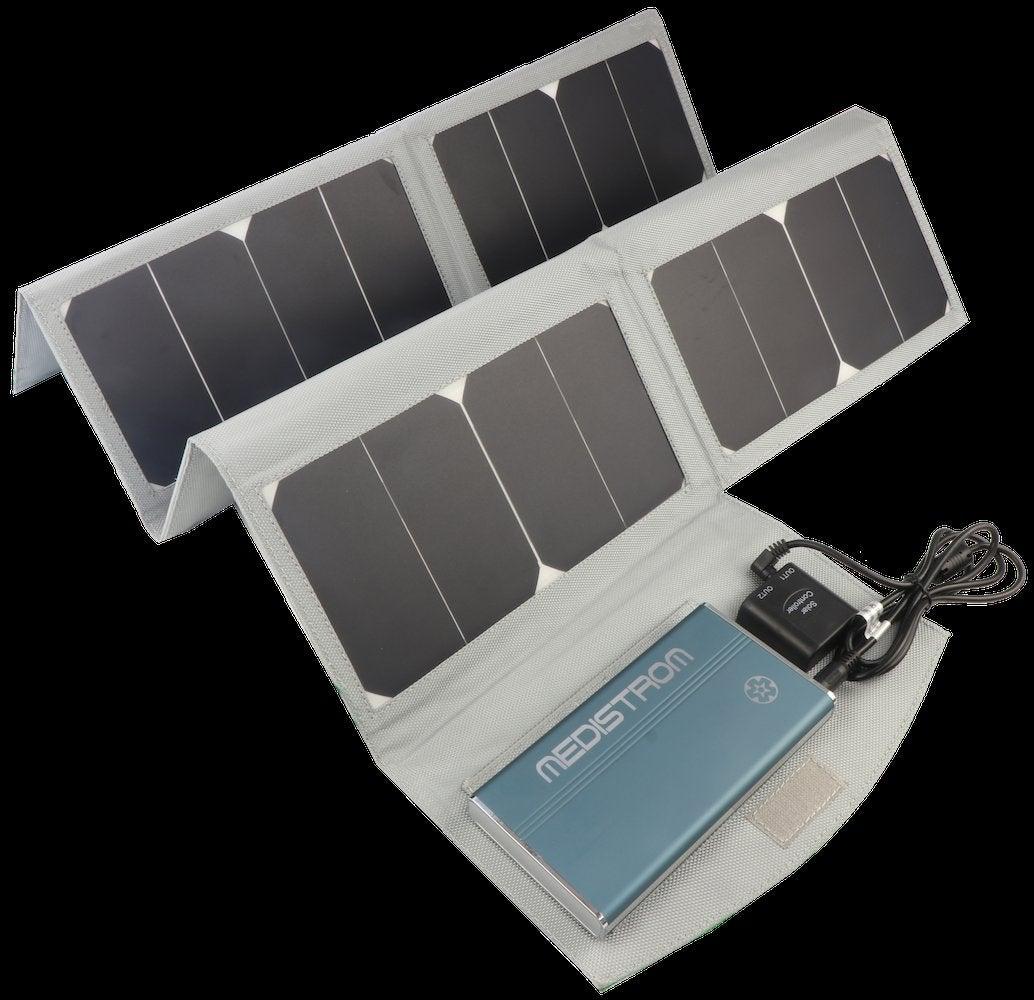 Medistrom Solar Panel