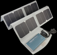 Product image for Medistrom 50-Watt Solar Charger for Pilot-12 and Pilot-24