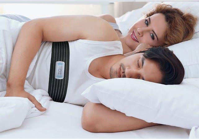 Anti-Snoring Belt