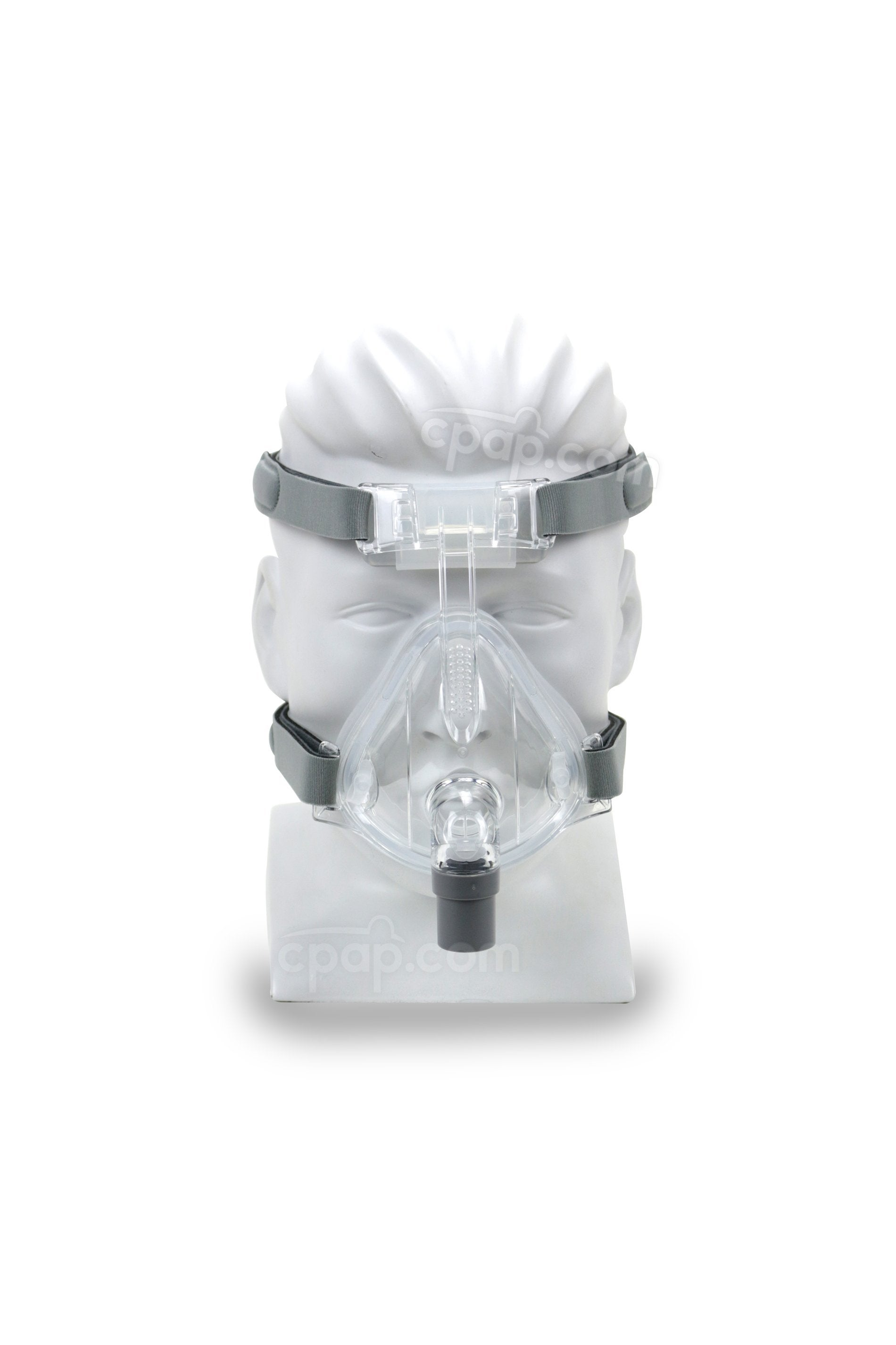 Numa Full Face CPAP Mask with Headgear - Front