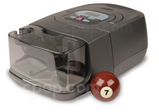 Product image for RESmart™ BPAP 25A Auto Bi-Level Machine with RESlex and Heated Humidifier