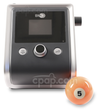 Product image for Luna CPAP Machine with Integrated H60 Heated Humidifier