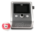 Product image for Luna Auto CPAP Machine with Integrated H60 Heated Humidifier