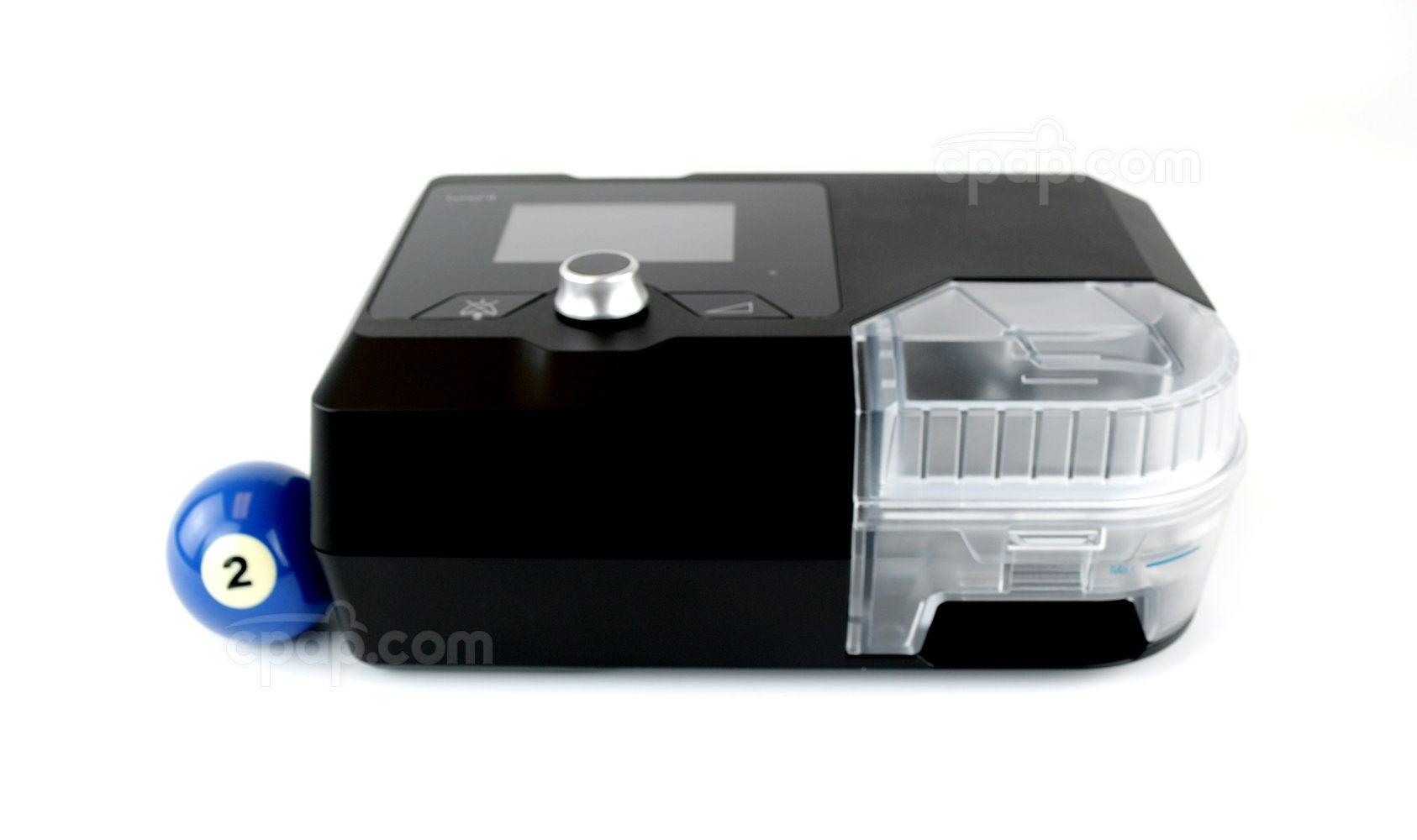 Luna II Auto CPAP Machine - Billiards Ball Not Included