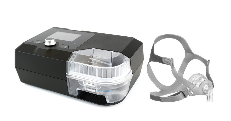 Luna II Auto CPAP Machine Bundle
