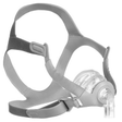 Product image for 3B Medical Siesta Nasal CPAP Mask with Headgear - Fit Pack