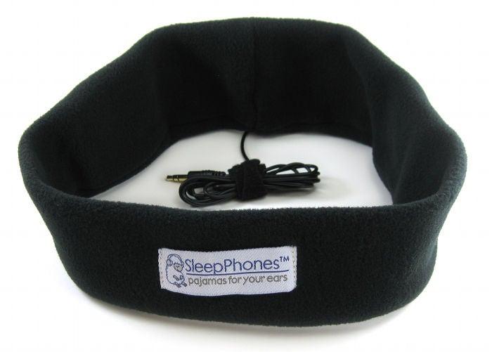 Fleece Fabric SleepPhones with Cord