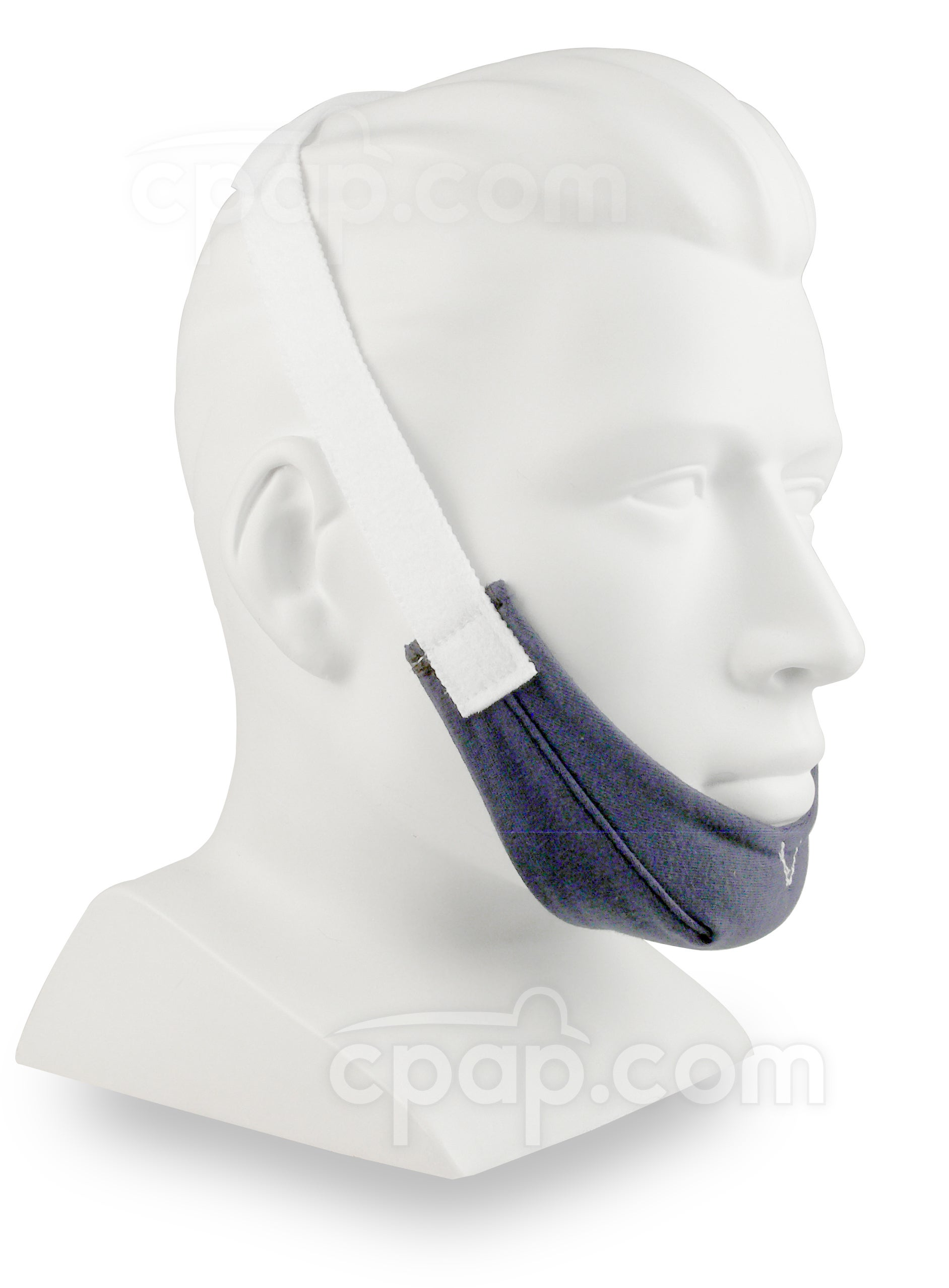 Navillus Chinstrap - Angled View (Mannequin Not Included)