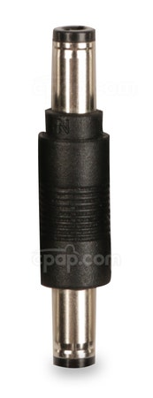 Connector Tip for C-100 Travel Battery Pack for CPAP Machines - N