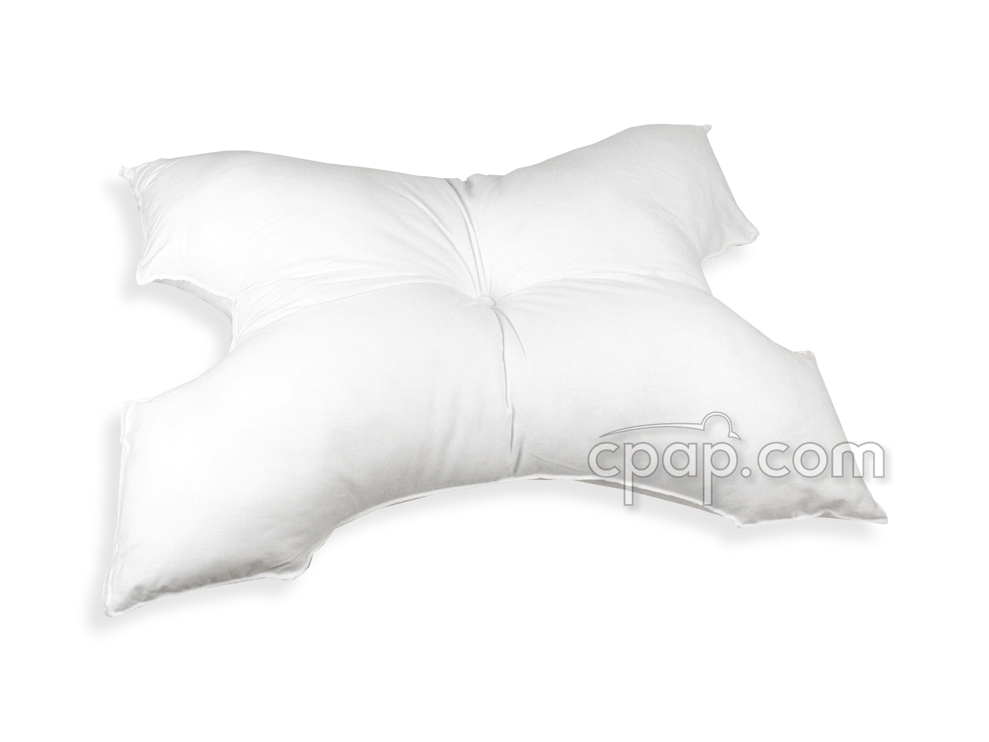 Hypoallergenic CPAP Pillow- angled