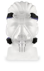 Product image for Full Advantage Full Face CPAP Mask with 4 Point Headgear