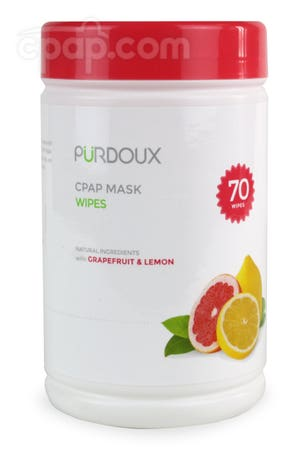 Purdoux CPAP Mask Wipes