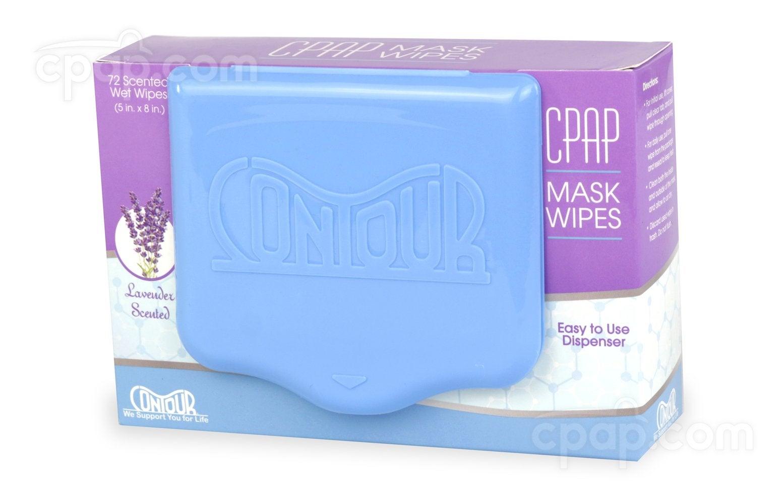 Contour Lavender Mask Wipes (72 Count)