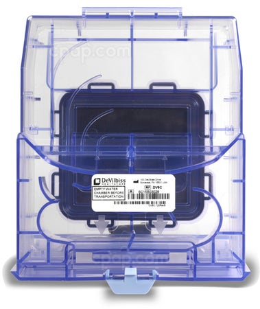 Water Chamber for IntelliPAP 2 Heated Humidifier - Vertical View