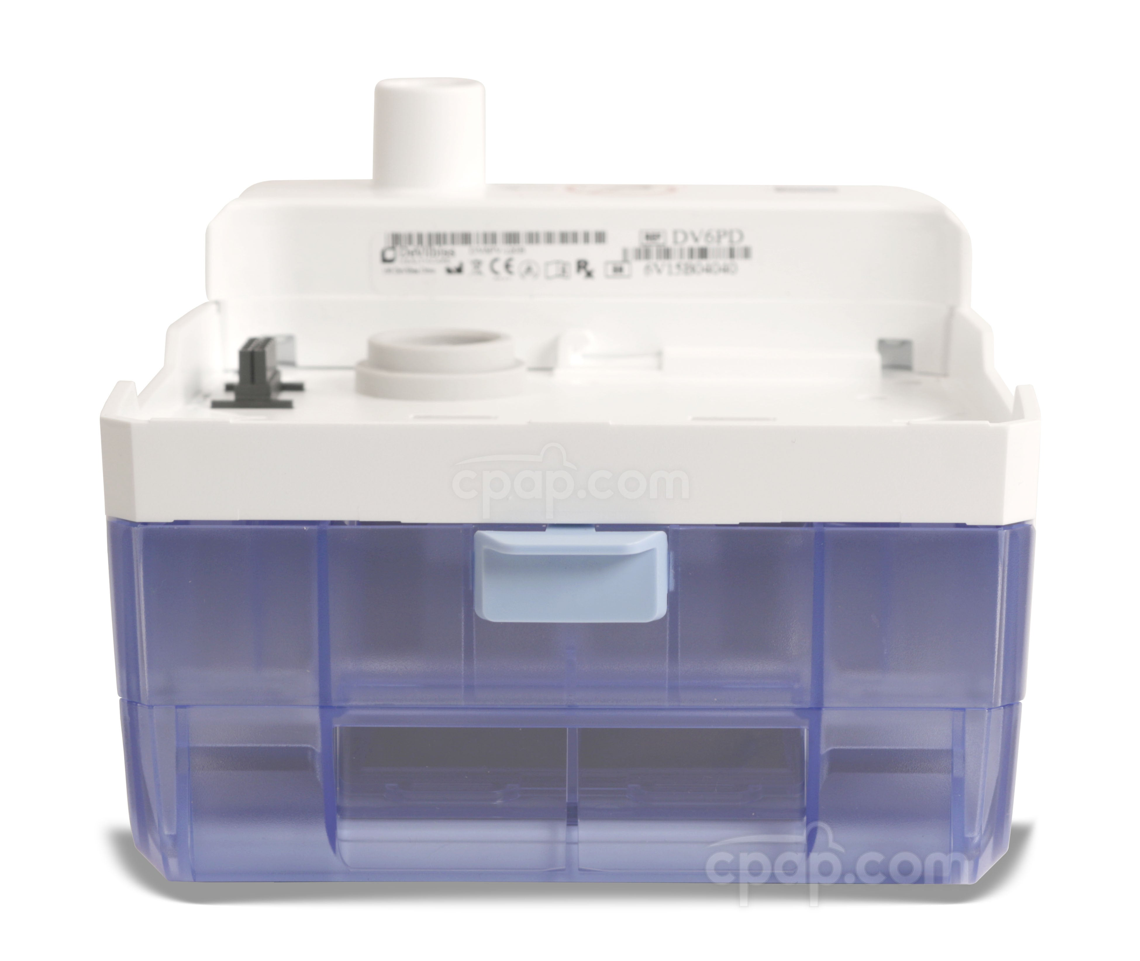 IntelliPAP 2 Heated Humidifier with Pulse Dose Humidification - Front