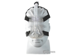 Product image for Serenity Nasal Gel CPAP Mask With Headgear