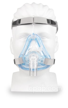 Innova Full Face Mask - Front - On Mannequin