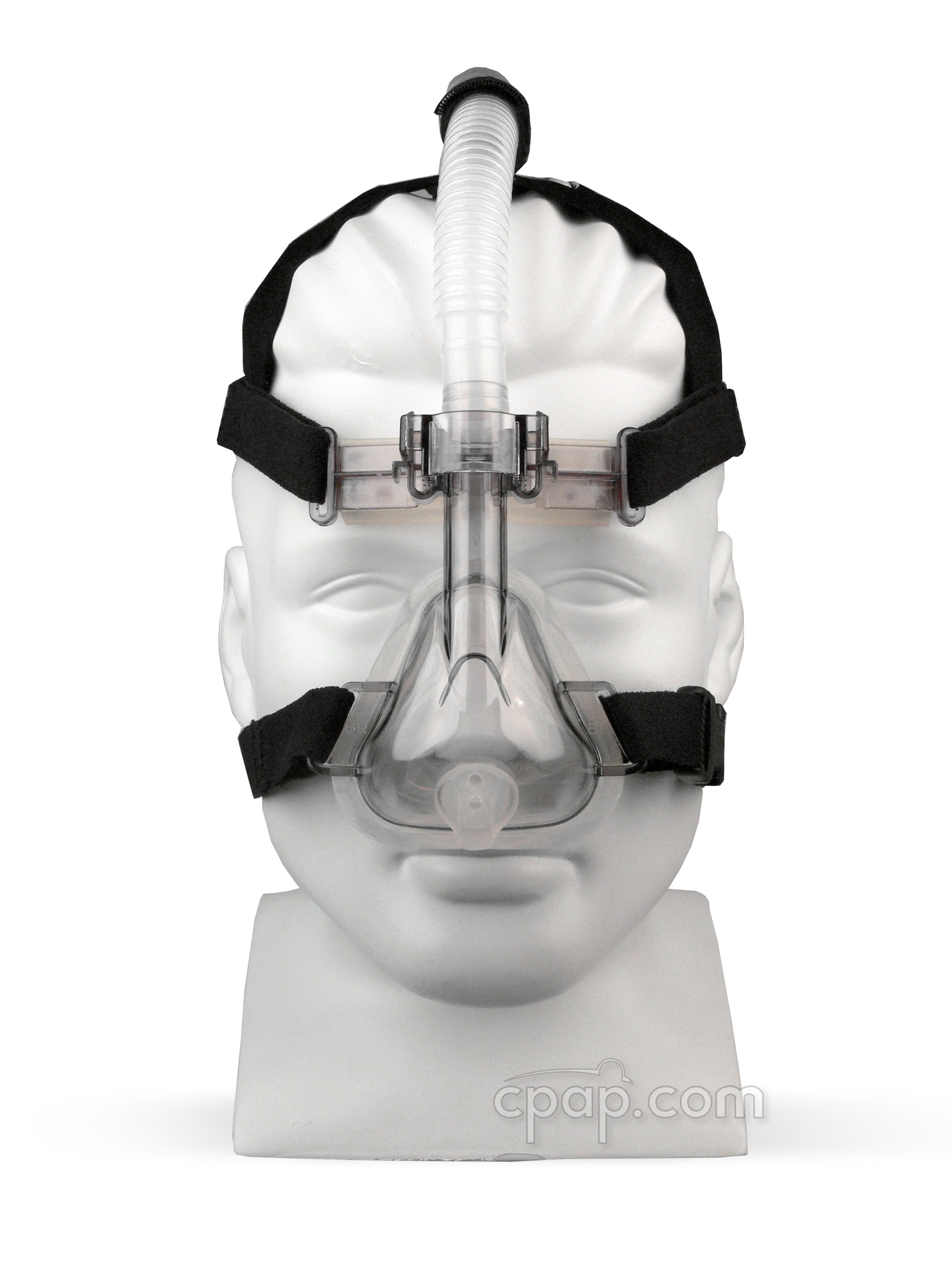 Serenity Nasal Mask - Front on Mannequin