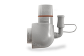 Product image for Elbow with Supplemental Oxygen Port for ICON CPAP Machines
