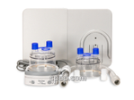 Product image for European Version HC150 Heated Humidifier with hose, 2 chambers and stand