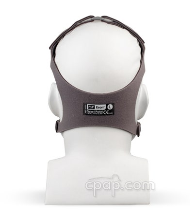 Headgear for Eson with Nasal CPAP Mask  - Back
