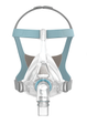 Product image for Fisher & Paykel Vitera Full Face Mask with Headgear - Fit Pack (All Sizes Included)