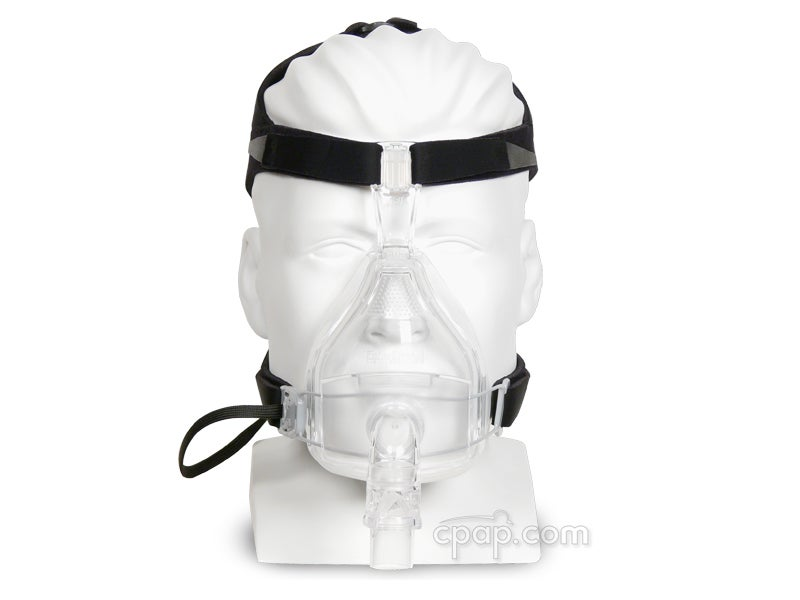 HC431 Mask and Headgear - Original Version (Mannequin Not Included)