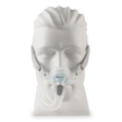 Product image for Brevida™ Nasal Pillow CPAP Mask with Headgear - Fit Pack