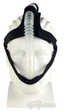 Product image for ADAM Circuit Nasal Pillow Mask with Headgear with After-Market Pillow Shell