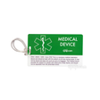 Product image for CPAP.com Medical Identification Luggage Tag for CPAP Equipment