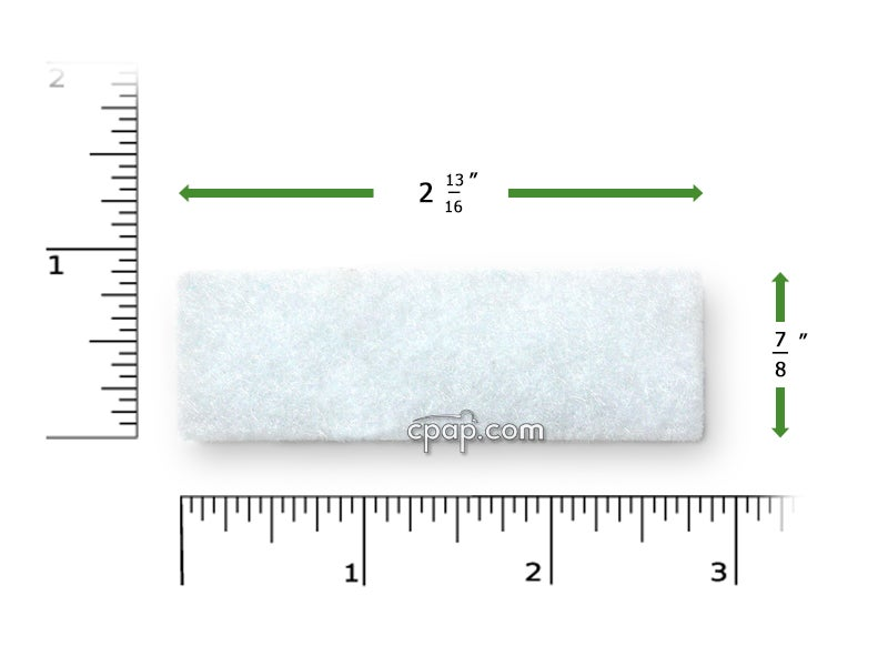 SleepStyle Filter - With Ruler