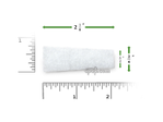 Product image for Disposable White Fine Filters for ICON Series CPAP Machines (1 pack)