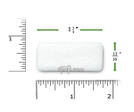 Product image for Disposable White Fine Filters for Puritan Bennett 420G, 420S, 420SP, 420E CPAPs and 425 Bilevel (6 Pack)