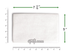 Product image for Disposable White Fine Filters for Respironics SEIII, Bipap, Bipap-S, Bipap-ST, Bipap-ST30 (6 Pack)