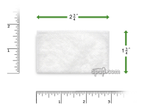 Product image for Disposable White Fine Filters for Viasys Orion & Pegasus (6 Pack)