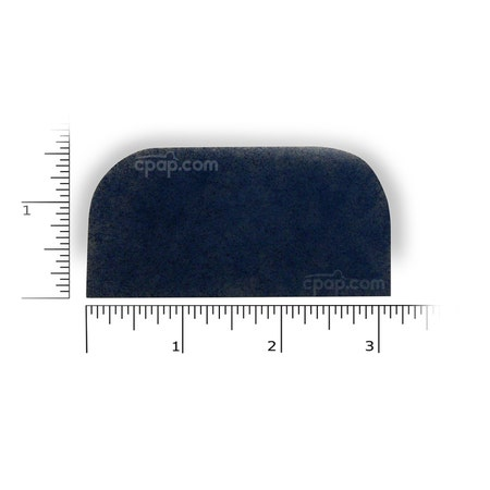 RESmart Filter - Size Shown With Rulers