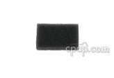 Product image for Reusable Black Foam Filters for M Series, PR System One and SleepEasy Series (1 Pack)