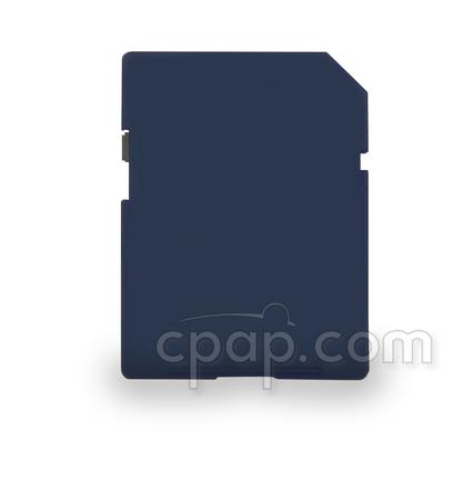 SD Memory Card - Generic Blue