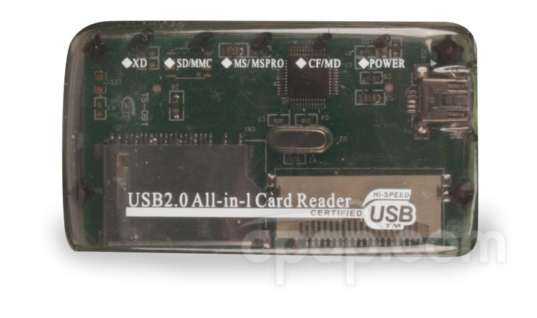 SD Memory Card Reader for IntelliPAP, PR System One and S9 Machines - UPDATED VERSION