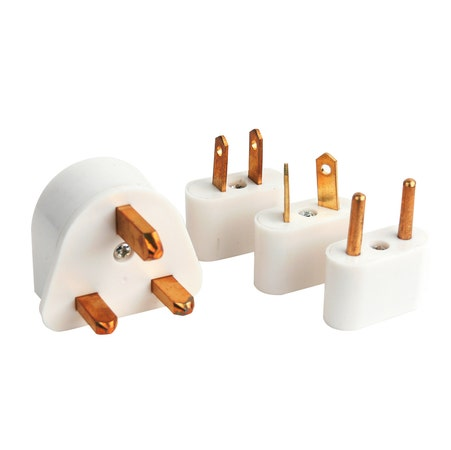 World Traveler Power Adapter Plugs