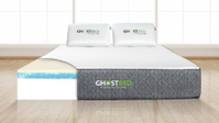 Product image for GhostBed Classic Gel Memory Foam Mattress - Queen