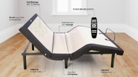 Product image for GhostBed Adjustable Base - Twin XL