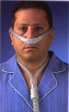 Product image for Nasal Aire I Prong CPAP Mask with Headgear