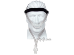 Product image for Nasal Aire II Prong CPAP Mask with Headgear