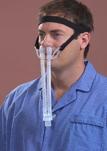 Product image for Nasal-Pap Freestyle Pillow CPAP Mask with Headgear