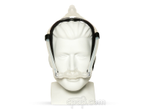 Product image for Bravo II Nasal Pillow CPAP Mask with Headgear